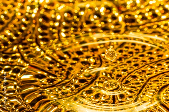 Goutte dorée